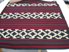 Brooklyn Museum: Arts of the Americas: Mapuche Poncho