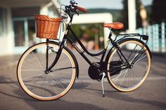 Bicykel Esperia Frascona Black - Pecobikes.sk