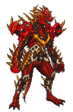 Fantasy Heroes, Fantasy Beasts, Monster Hunter, Monster Girl, Alien Suit, Character Creation, Character Art, Anthro Dragon, Monster Concept Art
