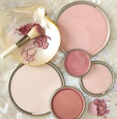blush color palette