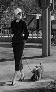 Sabrina, la película que presentó a Givenchy y Audrey ~ Pequeñas joyas