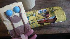 otro helado de Bob Esponja falso