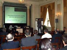 07 Ponencia en Congreso  Español del Café - Innovación sostenible - D. Rogelio Pozo