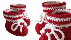 Mother's Day – 5 Free Crochet Baby Bootie Patterns : Maggie's Crochet Blog