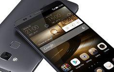 Huawei, tercer fabricante de smartphones del mundo, presentó en la Argentina el smartphone Mate 7, que anunció hace un año en Berlín.