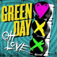 green day album cover art - Bing Images  maybe this with some lyrics around it
