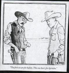 If my husband was a cowboy...