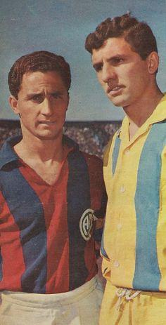 José Francisco Sanfilippo & Luis Artime