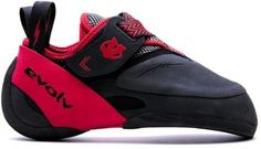 evolv Men's Agro Climbing Shoes Red/Black 10.5
