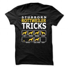 Rottweiler T Shirts, Hoodies, Sweatshirts. CHECK PRICE ==► https://www.sunfrog.com/Pets/Rottweiler-8303-Black-Guys.html?41382