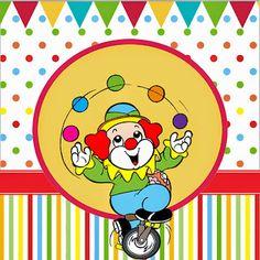 Passatempo da Ana: circo