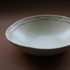 poetry vessel