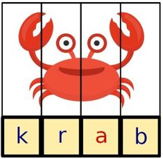 krab Kids Learning, Montessori, Puzzles, Back To School, Crafts For Kids, Playing Cards, Games, Reading, Holiday Decor