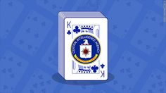 The CIA uses card- and tabletop-inspired games to teach strategy, intelligence gathering and collaboration.