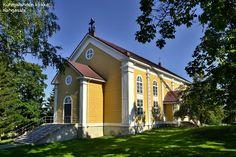 JPK-kuvablogi: kesäkuuta 2014 Kuhmalahden kirkko, Kangasala