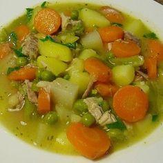 Muttis-Gemüseeintopf