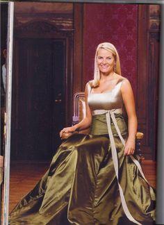 royalty speaking:  Crown Princess Mette-Marit of Norway, 2007