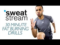 30 Minute EXTREME Fat Burning Workout Drills | HIIT Cardio Workout w/ Millionaire Hoy - YouTube