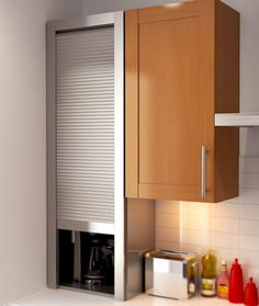 Space Solves Search For A Kitchen Cupboard With A Rolling