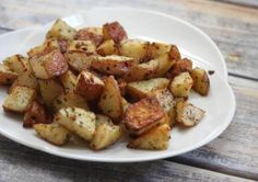 Simple and Delicious Roasted Potatoes: Basic Roasted Potatoes