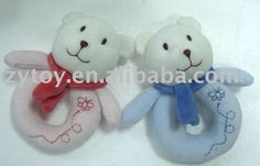 baby soft toy, teddy bear,baby rattles1)special designOEM&ODM2)high-quality and good price3)professional skill and service