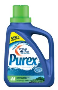 FREE Sample of Purex Triple Action