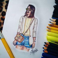 #Draw #CamilaCoelho #CamilaCoelhoDraw