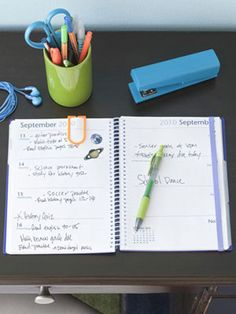 Back to School Organization Tips - Ideas for Back to School Organizing - Good Housekeeping