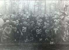 "The 1996 Powhatan Indians won the first football state championship in Powhatan County history when they beat Giles County 20-8 at Midlothian High School. The game, which took place in ""a steady downpour for all but the final minutes,"" was dubbed ""The Mud Bowl"" by then-staff writer Don Murry."