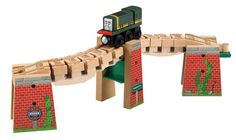 Thomas & Friends Wooden Railway - Wacky Track Bridge