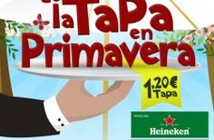 Concurso Ruta Provincial de la Tapa en Primavera en Guadalajara - http://www.mipuntomap.com/city/guadalajara-spain/event/concurso-ruta-provincial-de-la-tapa-en-primavera-en-guadalajara/