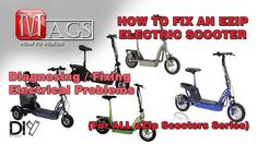 Electric Scooter Wiring Diagram Owner's Manual and How To Fix An Ezip Electric Scooter (For All Series) - 16+ Electric Scooter Wiring Diagram Owner's Manual .Electric Scooter Wiring Diagram Owner's Manual and How To Fix An Ezip Electric Scooter (For All Series) - Wiringg.net Electrical Problems, E Scooter, Electric Scooter, Manual, Diagram, Wire, Textbook, Cable