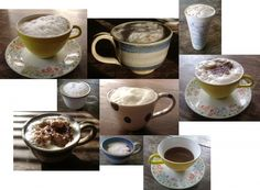 I will admit, I love my coffee...but when it's homemade and looks this good...who wouldn't love it?!