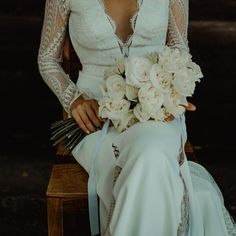 """IDYLLIC Events on Instagram: """"Softness and innocence in her hands. Photo credit - @rotundperfect"""" Photo Credit, Bouquets, White Jeans, Hands, Events, Wedding Dresses, Instagram, Fashion, Bride Dresses"""