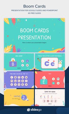 Computer Presentation, Presentation App, Cute Powerpoint Templates, Creative Powerpoint Presentations, Power Point Gratis, Fall Preschool Activities, Education Templates, Life Hacks For School, Basic Math