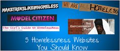five homelessness websites you should know