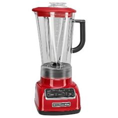 Amazon.com: KitchenAid KSB1575PK 5-Speed Diamond Blender with 60-Ounce BPA-Free Pitcher - Red: Electric Countertop Blenders: Kitchen & Dining