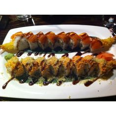 Samurai Roll and King Maki @ Hayashi