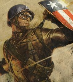 Captain America - Spirituality and 'Captain America: The First Avenger' (Movie Review) ... °°