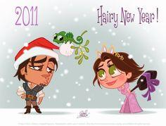 50 Chibis Disney Mulan | Chibi Enredados nos desea feliz 2011