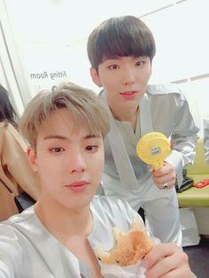 Shownu & Kihyun