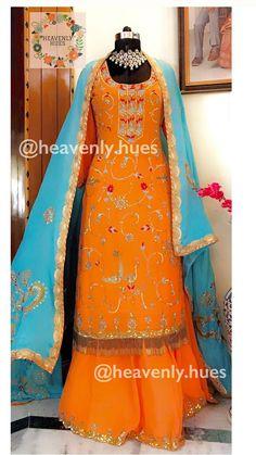Stories • Instagram Bridal Suits Punjabi, Punjabi Suits Party Wear, Party Wear Indian Dresses, Designer Party Wear Dresses, Punjabi Dress, Party Wear Lehenga, Kurti Designs Party Wear, Dress Indian Style, Embroidery Suits Punjabi