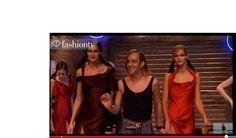 Gisele Bundchen and Carmen Kass @ Galliano Fall 1999 - Screencap by me  © FashionTV   © Galliano  © YouTube Carmen Kass, Gisele Bundchen, John Galliano, Ready To Wear, Fall Winter, In This Moment, Youtube, How To Wear, Fashion