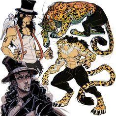 One Piece | Rob Lucci