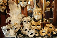 The mask maker from the Tragicomica Atelier will tell you the history of Venetian masks over the centuries; the reasons why people loved disguising themselves, and show you Venetian masks which are still produced according to tradition. http://www.tourdeforks.com/culinary_travel_Italy_Venice.shtml