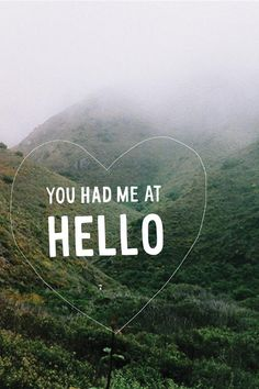 you had me at hello - a day to remember