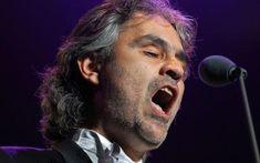 andrea bocelli singing | Andrea Bocelli, the blind Italian opera singer, has praised his mother ...