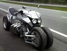 cosmos muscle bikes 4rwf v8 2011 #bikes #motorbikes #motorcycles #motos #motocicletas