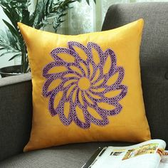 Give your decor a makeover with chic cushion covers.