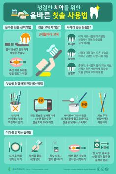 [Korean] 청결한 치아를 위한 올바른 칫솔 사용법 #Infographic #tooth brush Health Benefits, Health Tips, Health Care, Blood Type Diet, Healthy Exercise, Interesting Information, Korean Language, Health And Safety, Better Life